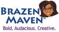 Brazen Maven (SM) Marketing Communications logo