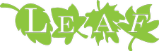 LEAF - Local Enhancement & Appreciation of Forests logo