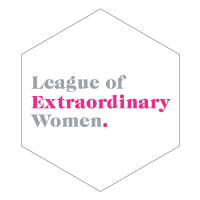 League of Extraordinary Women logo
