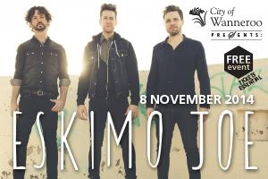 City of Wanneroo Presents: Eskimo Joe 2014