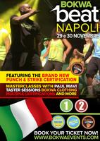 Bokwa BEAT Italia (Napoli, 29th & 30th November)