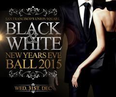 Black & White NYE Ball 2015