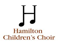 Hamilton Children's Choir logo