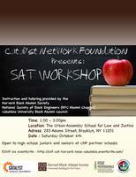 Catalyst Network Foundation Inc. SAT Prep Workshop...