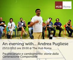 An evening with... Andrea Pugliese