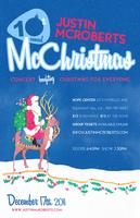 10th Annual Justin McRoberts McChristmas Benefit (Door...