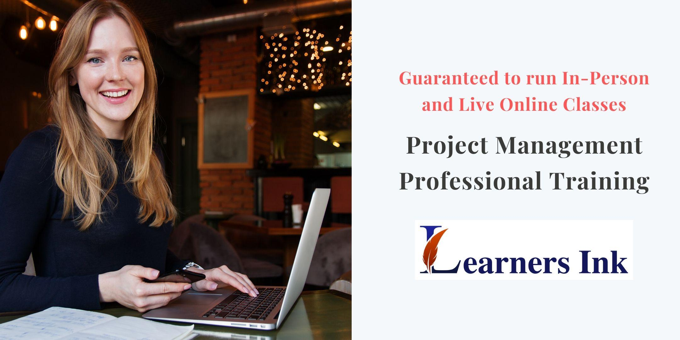 Project Management Professional Certification Training (PMP® Bootcamp) in Winnipeg