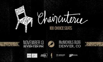 Chaircuterie: An AIGA Colorado & Design Council Event