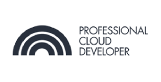 CCC-Professional Cloud Developer (PCD) 3 Days Virtual Live Training in United States