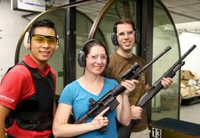 The Shooting Range Experience!