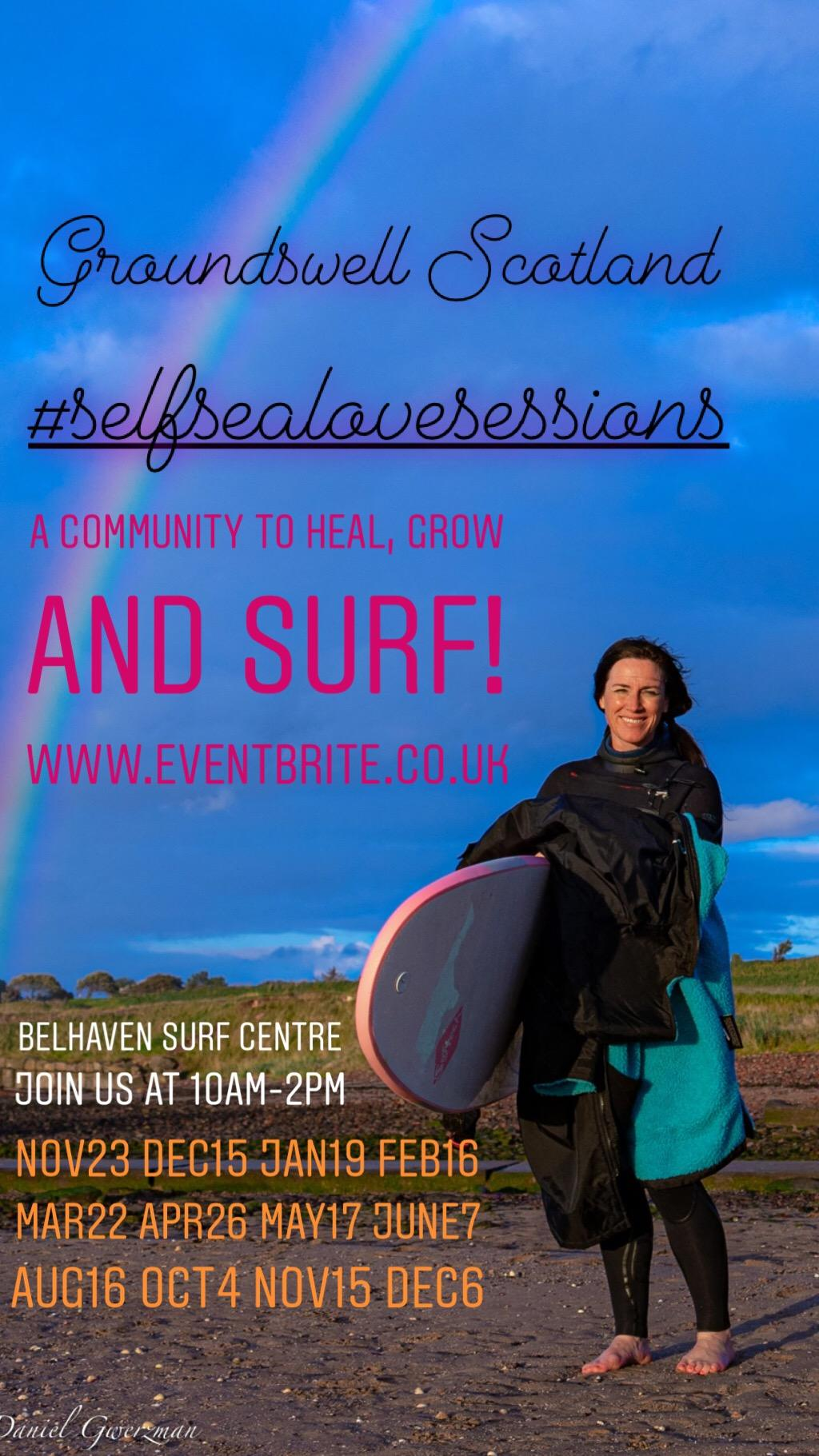 Groundswell Community #seaselflovesessions