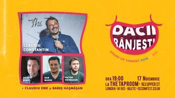 Dacii Rânjești  - Stand up Comedy Românesc -17...