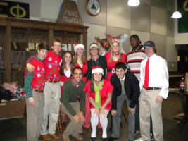 Delta Sigma Phi Annual Family and Friends Holiday Party