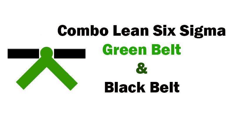 Combo Lean Six Sigma Green Belt and Black Belt Certification Training in Baton Rouge, LA