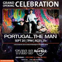 Portugal. The Man Concert - General Admission