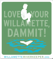 Willamette Riverkeeper logo