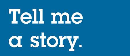 Tell Me A Story Workshop: Storytelling and Networking