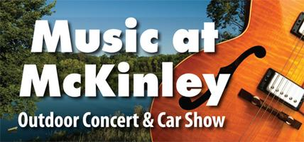 Music at McKinley Outdoor Concert and Car Show