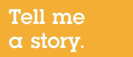 Tell Me A Story Workshop: Storytelling for the Dinner...