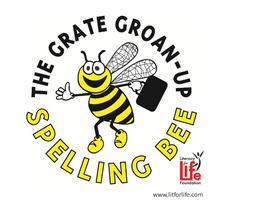 Grate Groan-Up Spelling Bee - Literacy for Life
