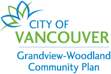 City of Vancouver - Grandview-Woodland Planning Program logo
