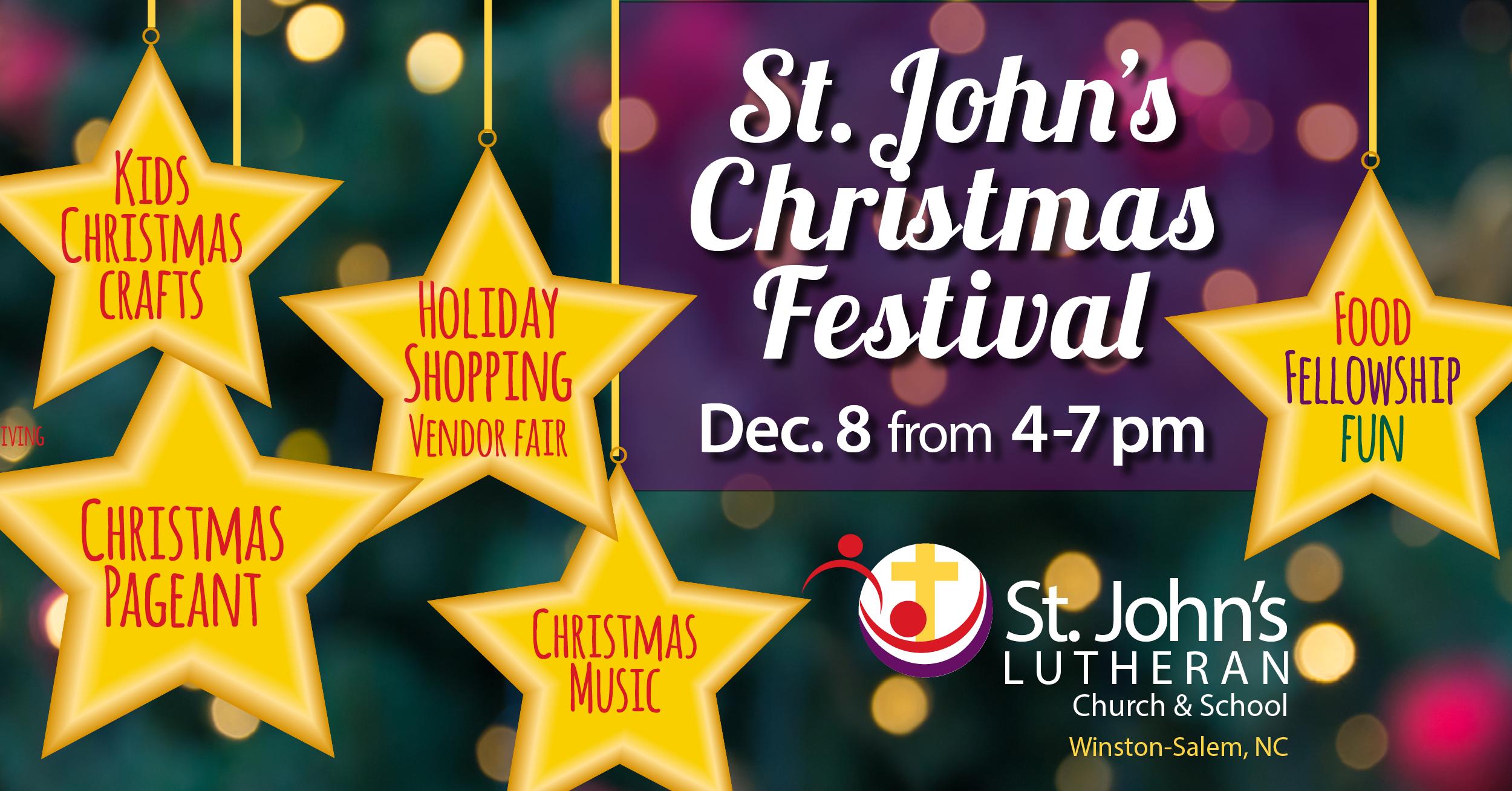 St. John's Christmas Festival