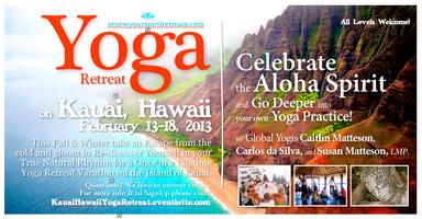 Yoga & Paradise Retreat on Kauai, Hawaii