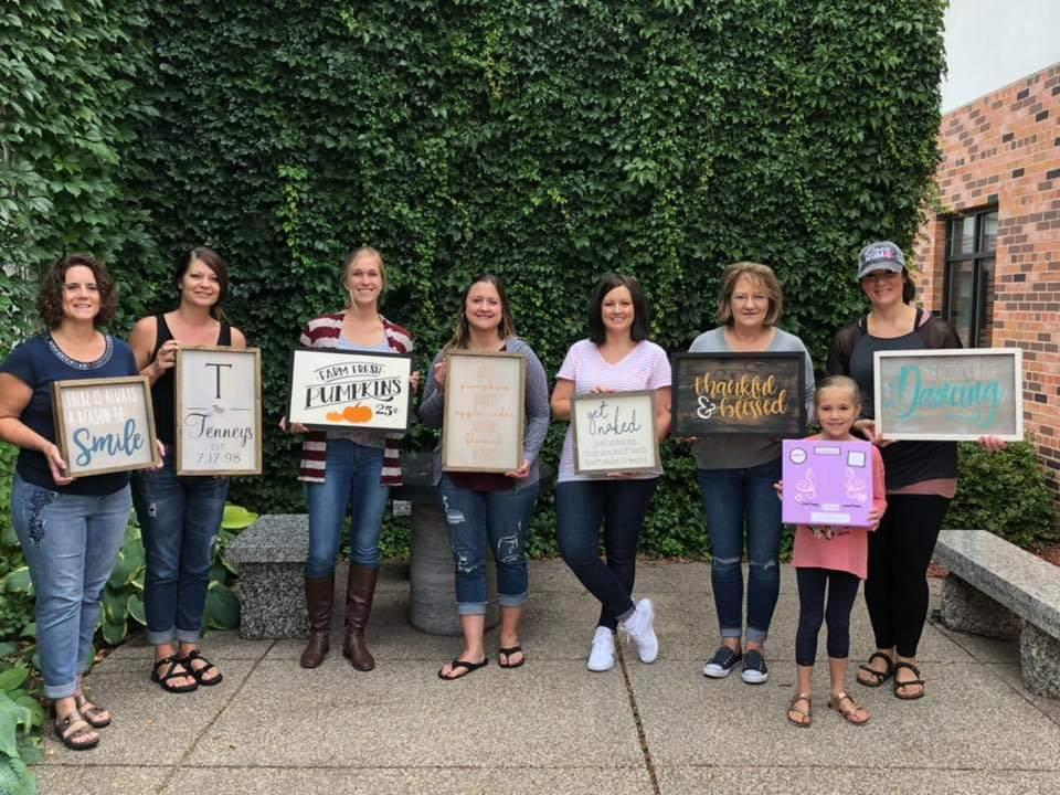 Picture Perfect Designs Paint Party