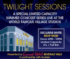Village Twilight Sessions SEPT 13th - Presented by The...
