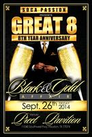 GREAT 8.... Soca Passion's 8th year anniversary!