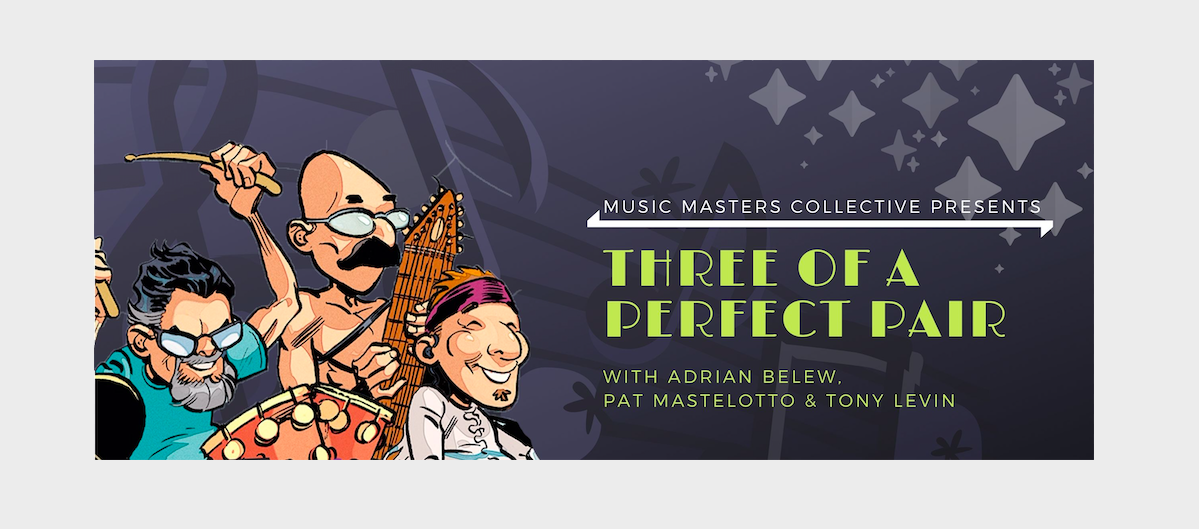 Three of a Perfect Pair Music Camp