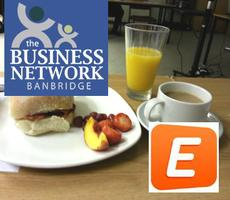 Denis Quinn at the Business Network - 25 September 2014