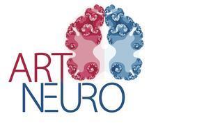 Art Neuro: Screen Printing Brain Evolution #2