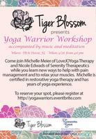 Yoga Warrior Workshop