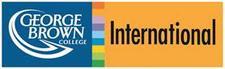 George Brown College International Centre logo