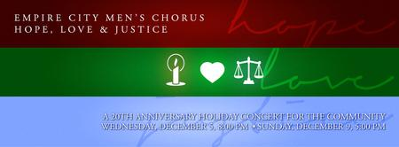 Hope, Love, & Justice: A 20th Anniversary Holiday...