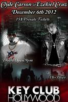 Clyde Carson & Ezekiel Cruz Live At Keyclub