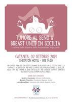 Tumore al seno & breast unit in Sicilia