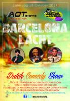 BARCELONA LACHT: DUTCH COMEDY SHOW