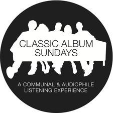 Classic Album Sundays logo