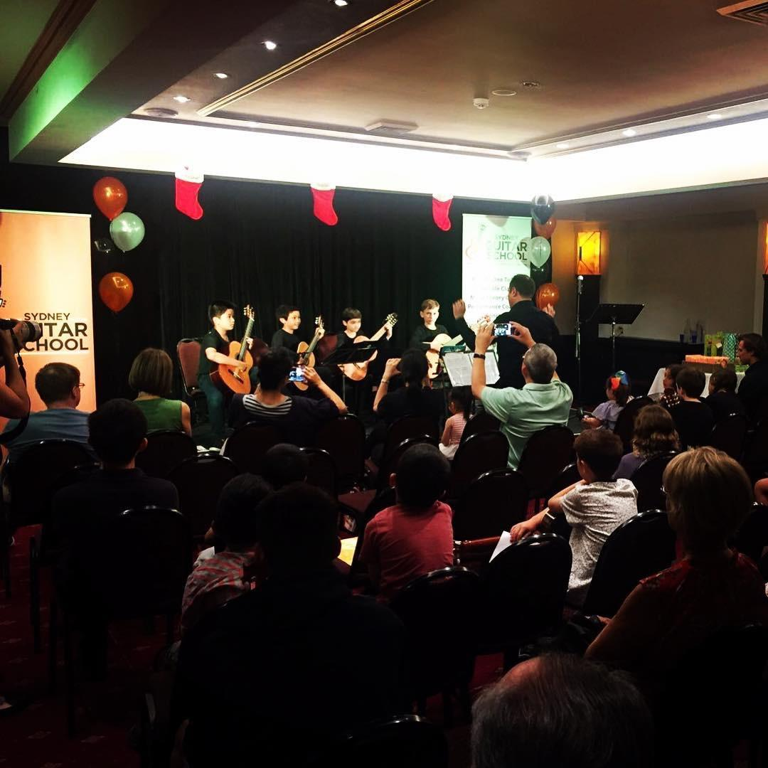 SGS End of Year Concert Celebration TWO: 1pm-2pm Ensemble Concert
