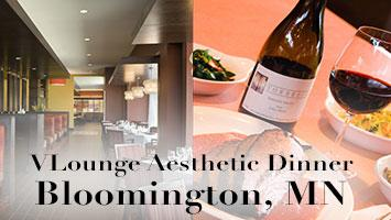 Venus Concept VLounge Aesthetic Dinner - Bloomington,...