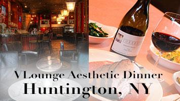 Venus Concept VLounge Aesthetic Dinner - Huntington, NY