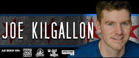 Joe Kilgallon Returns!