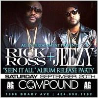 AG Entertainment Presents :: JEEZY + RICK ROSS ::...