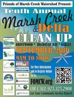 Creek Cleanup Supply Prep Get Together