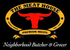 The Meat House logo