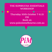 The Kombucha Essentials Workshop