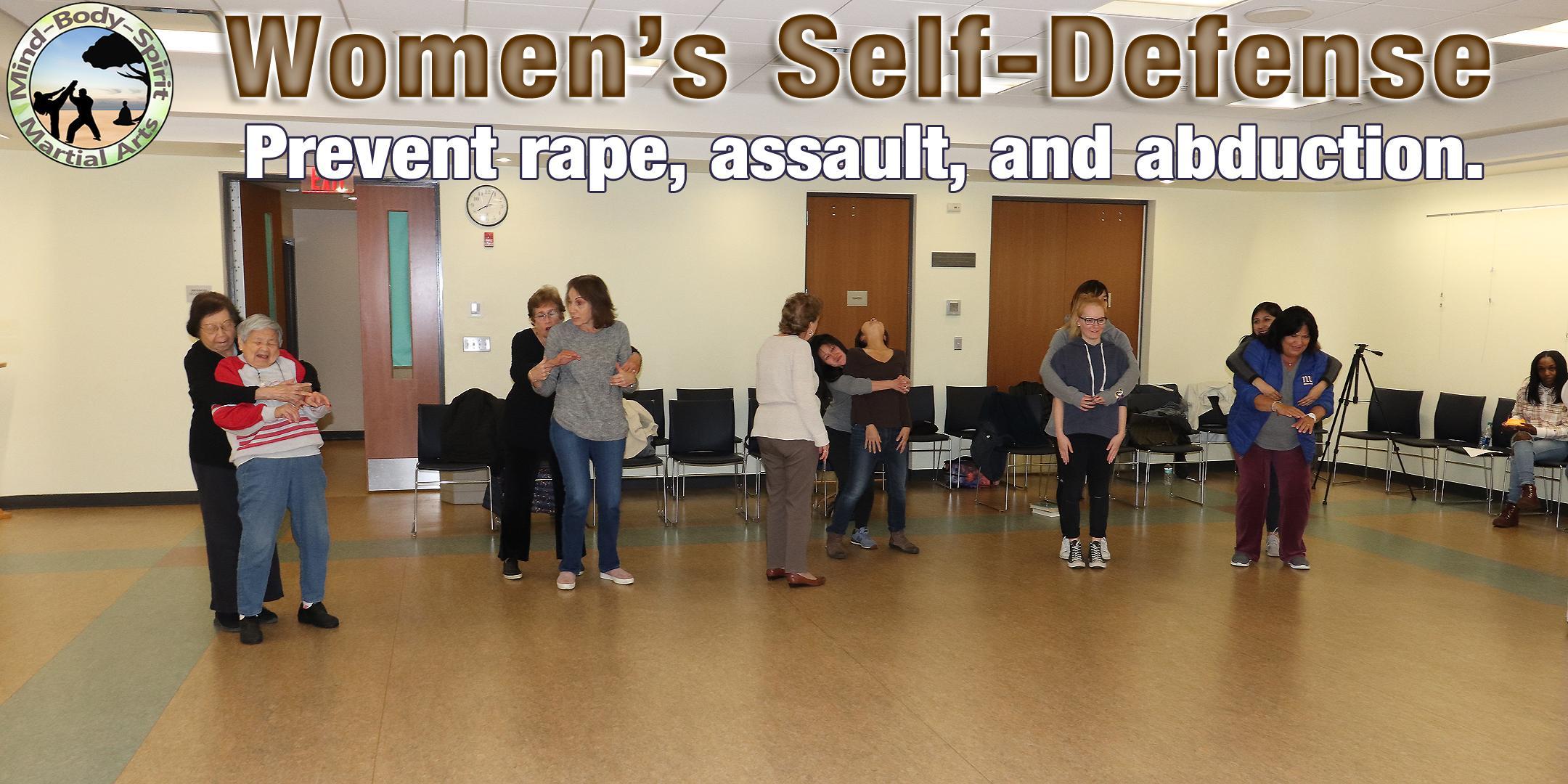 Women's Self-Defense Workshop - (Riverhead Free Library)