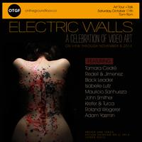 ELECTRIC WALLS: ART TALK & TOUR